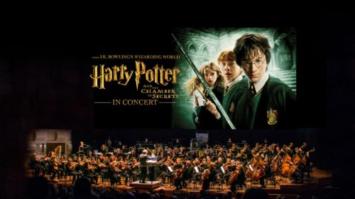 Harry Potter, theater, Calgary, concert, musical