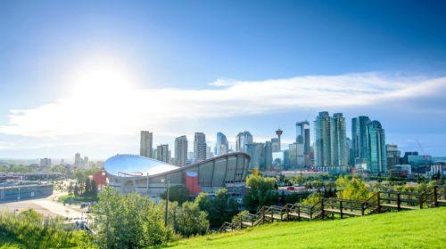 Calgary, Spring, events, May