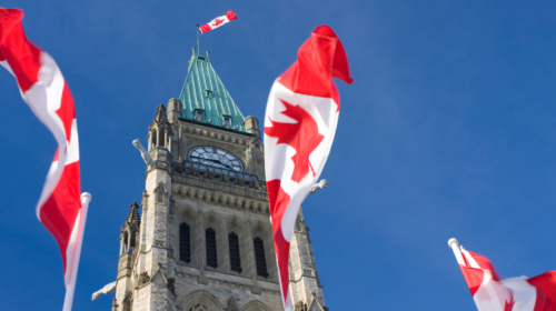 Canadian Federal GovernmentCanadian Federal Government